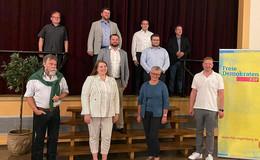 Verdoppelte Kandidatenliste: FDP Vogelsberg mit Schwung in den Wahlkampf