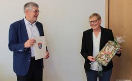 In Ruhestand: Verabschiedung der Frauenbeauftragten Conny Hentz-Döring