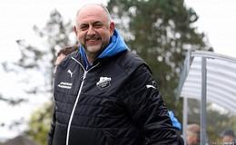 Sprudelkicker holen Jochen Koppel als Teammanager