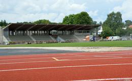 Bis 2023 soll das städtische Stadion modernisiert werden