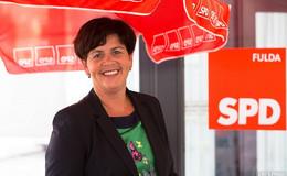 Birgit Kömpel mit 85,2 Prozent neue Vorsitzende im SPD-Unterbezirk