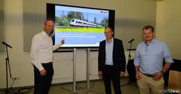 Bahnprojekt Fulda - Gerstungen: Erste Trassenvarianten vorgestellt