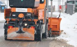 Zu wenig Auftaumittel: Geräumte Straßen nur auf Hauptverkehrstouren
