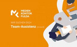 Team-Assistenz (m/w/d) gesucht für Kreativ-Abteilung von Medienkontor Fulda