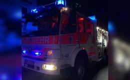 Brand in Orthopädischer Klinik: Geschirrspülmaschine fängt Feuer