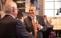 George Clooney der Bürgermeister feiert: 50. Geburtstag von Carsten Froß