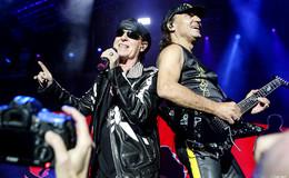 Wie ein Hurrikan: Die Scorpions erobern im Sturm die Herzen von 7.500 Fans