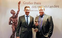 Werner Schmid gewinnt Großen Preis des Mittelstandes 2019