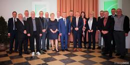 Barbarafeier bei FCN: 24 Jubilare geehrt