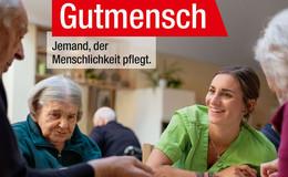 """Caritas-Jahreskampagne """"Sei gut, Mensch!"""" würdigt ehrenamtliche Helfer"""