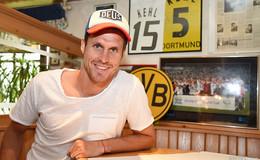 Dortmunder Identifikationsfigur Kehl feiert seinen 40. Geburtstag