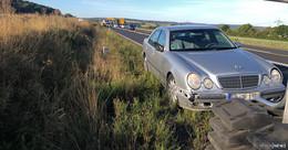 Unfall auf der B27: Pkw und Motorrad stoßen zusammen - Fahrer leicht verletzt