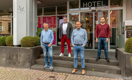 Fünf Jahre Hotel Platzhirsch: Vom Fernmeldeamt zum Vier-Sterne-Haus