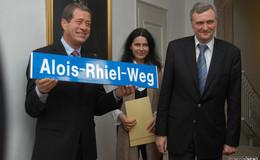 Alois Rhiel feiert 70. Geburtstag - Bilderserie