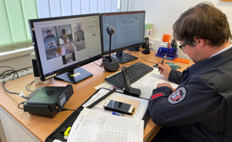 Online-Ausbildung gestartet: Kreisfeuerwehrverband investiert in die Zukunft