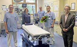 Walid Almohamed neuer Oberarzt der Notaufnahme im Krankenhaus Eichhof