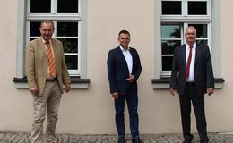 Markus Reiter zum Ressortleiter und Gesamtleiter Berufswege ernannt