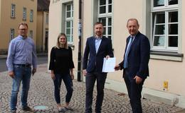 Sehr ambitioniert - Caritas im Bistum Fulda stellt sich Energieaudit