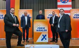 Vorbereitung zur Kommunalwahl: LMV der Freien Wähler Hessen
