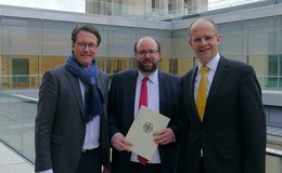 4.326 Euro zum Aufbau der Ladeinfrastruktur für E- Mobilität in Bad Salzschlirf