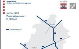 Das wird eng auf Hessens Straßen: Hessen Mobil warnt vor Stau