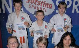Fünf Medaillen für Kodokanteam Neuhof