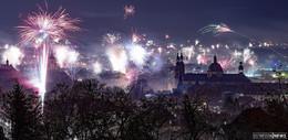 Wetterfee hüllt sich in Nebel - Keine klare Sicht aufs Feuerwerk?