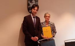 Richterin Christina Krenzer nach über 40 Jahren in Ruhestand verabschiedet