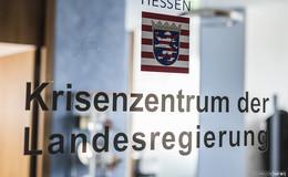 Erstmals in der Geschichte des Landes Hessen: Krisenstab einberufen
