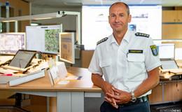 Polizei-Vize Tegethoff: Wollen das Präsidium gemeinsam fortentwickeln