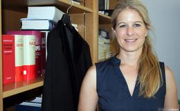 Staatsanwältin Christina Dern ist auf die Richterbank gewechselt