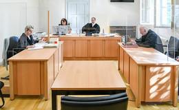 Riesen-Besucherandrang im Amtsgericht - Prozess muss verschoben werden