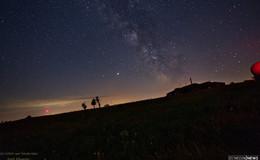 Seltener Komet Neowise leuchtete über der Region: Leserbilder gesucht!