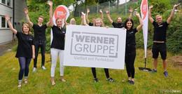 Azubi-Start-Tage in der WERNER-Gruppe