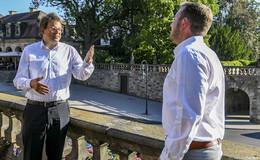 OB Wingenfeld stärkt Klinikum: Anker in der Versorgung, wenns drauf ankommt