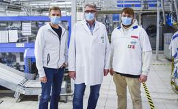 Wäscherei-Chef Jürgen Diener: Jeden Tag machen wir 15.000 Euro kaputt.