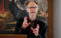 CD-Präsentation mit Werken des Fuldaer Komponisten Michael Quell