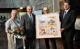 Verabschiedung und Party für Matthias Höhl am Domgymnasium