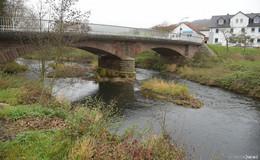 Erneuerung der Gewölbebrücke über die Lüder wird vom Land unterstützt