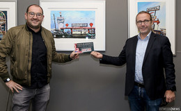Bilder Fuchs verwandelt sich in Pop up Art-Restaurant: Elf exklusive Events