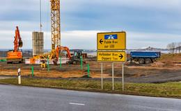 Bickhardt Bau investiert 6 Mio. Euro in neue Niederlassung Fulda