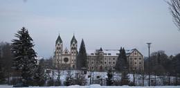 Ärzte, Einkaufen und Wohnen in der ehemaligen Klostergärtnerei