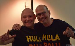 Das Bier muss leer werden: Duo Hornig und Scheuer heute wieder live
