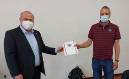 Altenburger Ortsvorsteher Ralf Kruse geht in die zweite Amtszeit