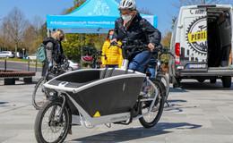 Elektrischer Rückenwind: Zwei Wochen kostenlos E-Bike fahren