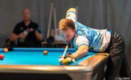 Christoph Reintjes vertritt Deutschland beim World Cup of Pool
