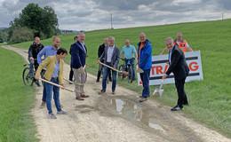 Radweg zwischen Dipperz und Margretenhaun wird ausgebaut