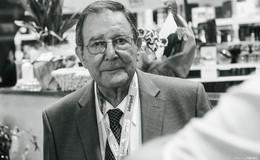 GROMA-Gesellschafter Dr. Eugen Wehner verstorben - Verdanken ihm viel