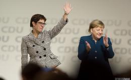 Nur Kanzlerin Merkel kann den Herztod der CDU noch verhindern!