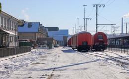 Feuerwehreinsatz am Fuldaer Bahnhof: Batteriesäure ausgetreten